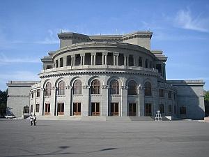 """""""Das Beben"""" in Yerevan"""